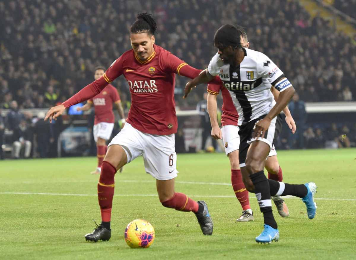 Serie A, Highlights Parma-Roma: gol e sintesi del match