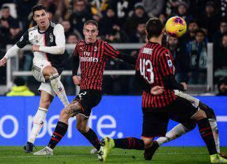LIVE Juventus-Milan, diretta risultato tempo reale