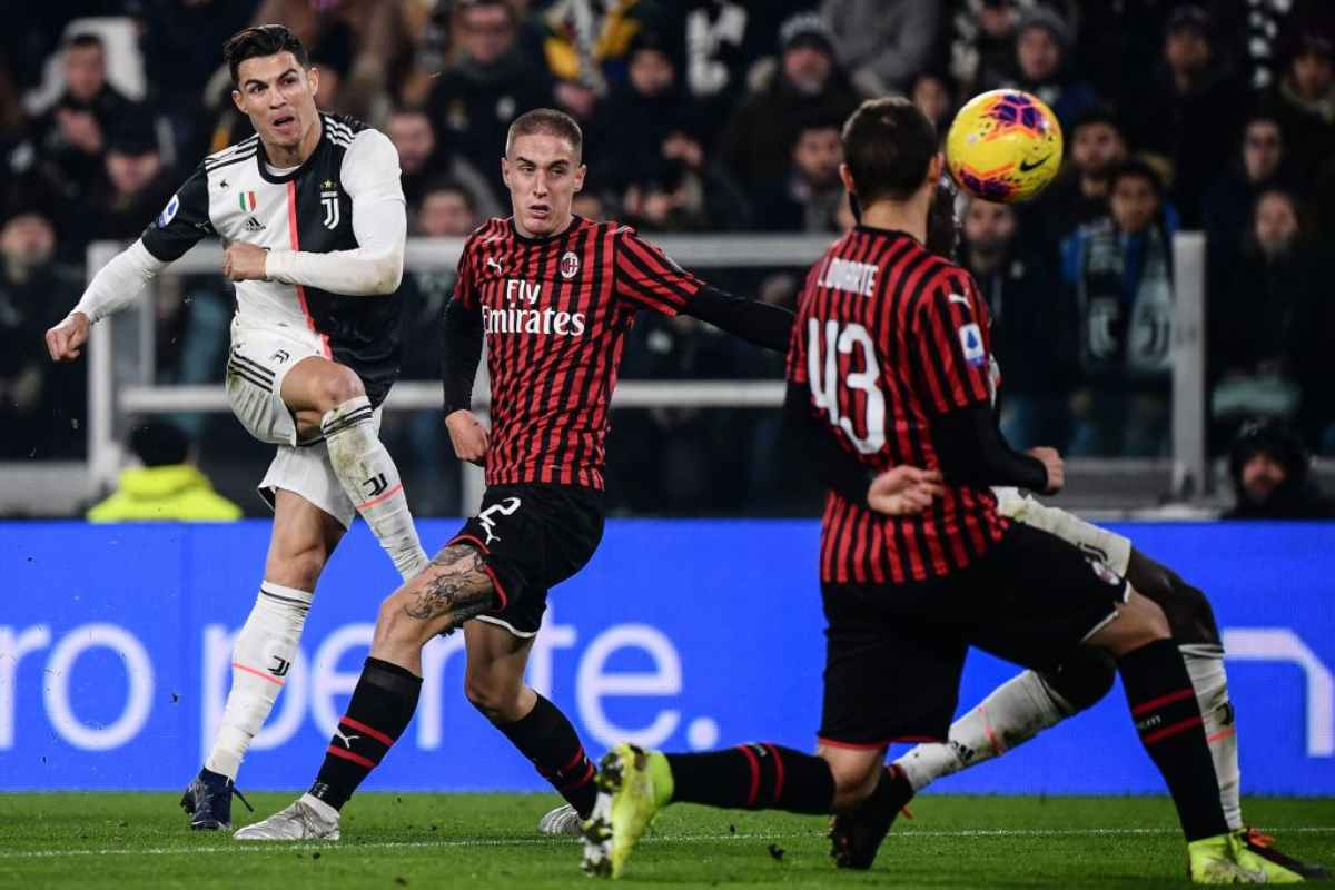 Juventus-Milan 1-0: Dybala, che prodezza. Rossoneri ko con onore
