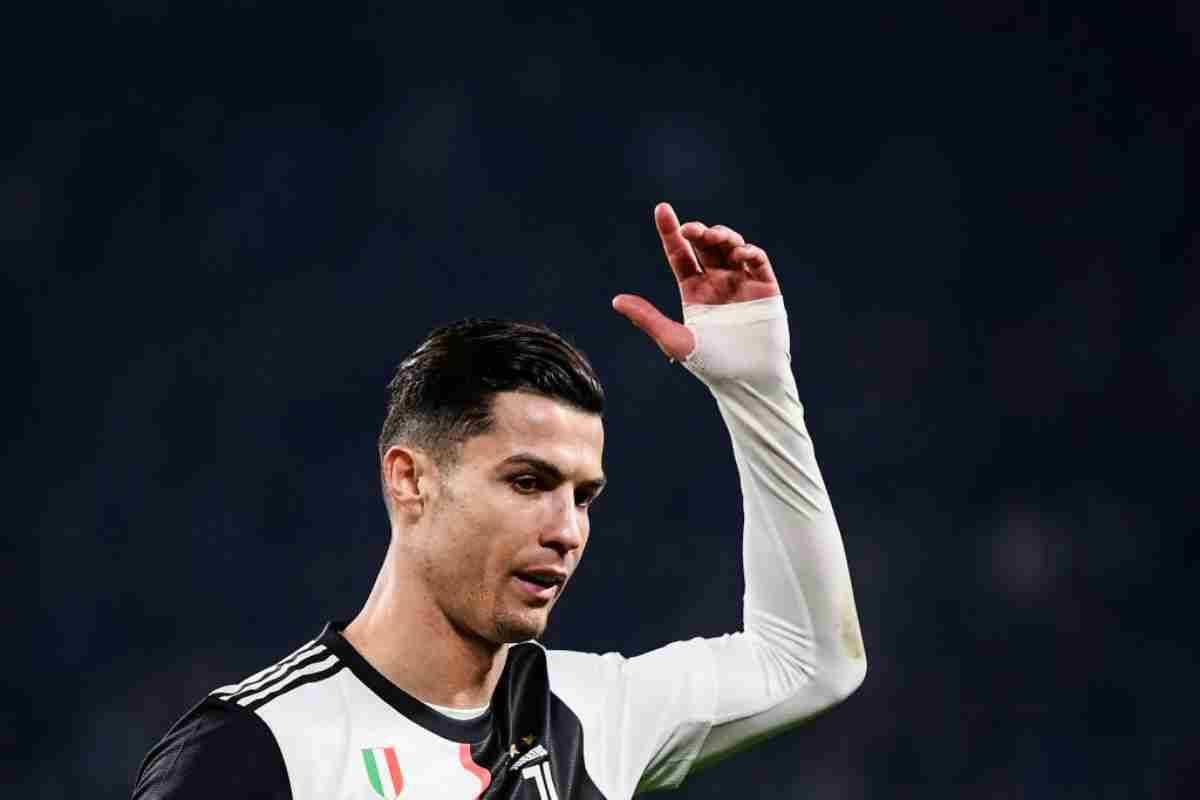 """Da Chinaglia a Cristiano Ronaldo: i 10 """"vaffa"""" nella storia del calcio"""