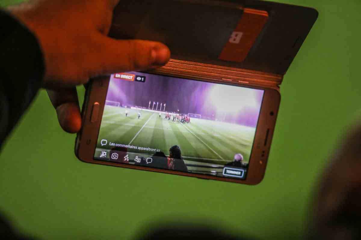 Serie A, in panchina con il tablet: arriva il virtual coach