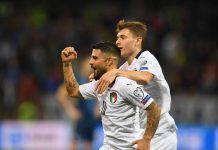 Bosnia-Italia 0-3, Acerbi, Insigne e Belotti, goleada e vittoria da record