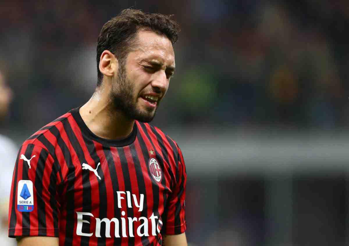 Squaificati Serie A, 13.a giornata: Milan senza Calhanoglu e Bennacer contro il Napoli