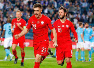 Qualificazioni Euro 2020: Piatek si sblocca in nazionale, gol in Israele-Polonia