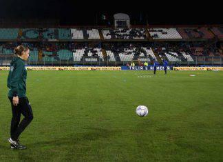 Italia-Armenia Under 21: maltempo, si comincia alle 21