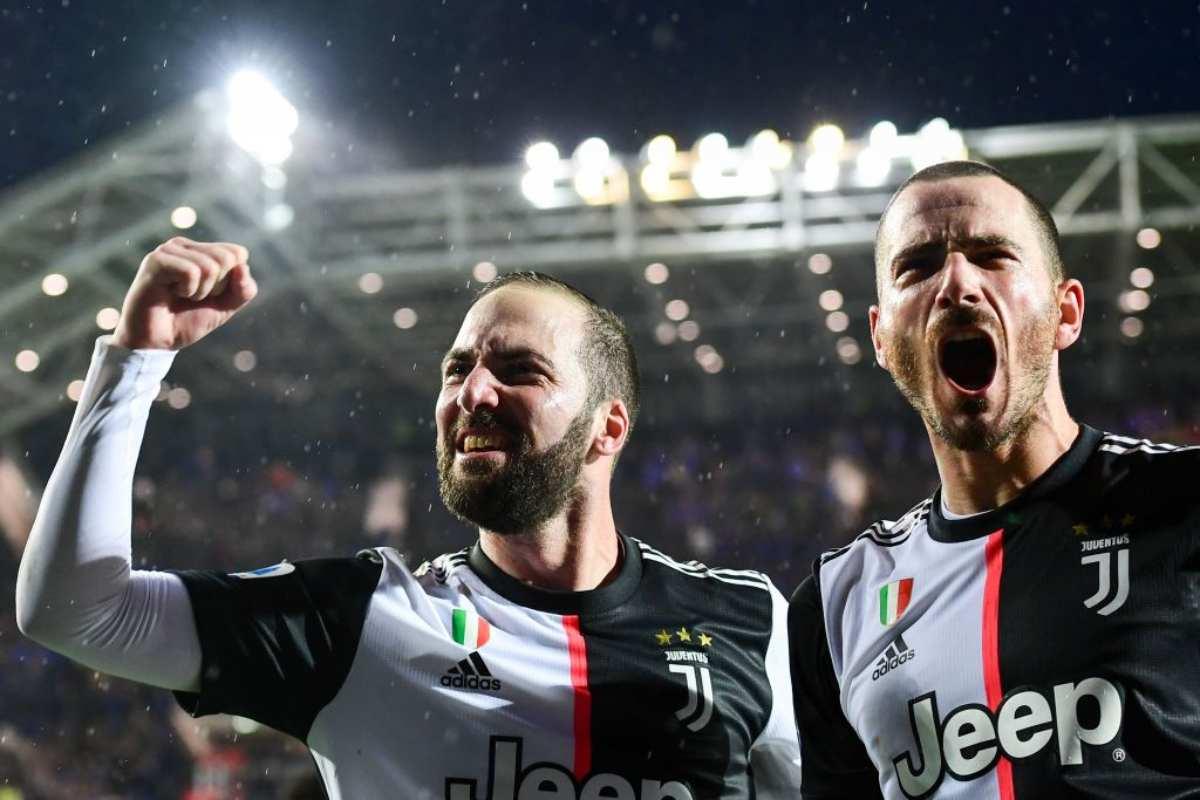 Juventus-Atletico Madrid streaming gratis Mediaset Play e diretta tv, Champions League oggi dalle 21