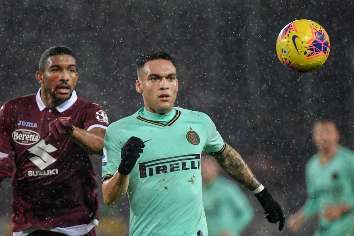 Torino-Inter 0-3, Lautaro, De Vrij e Lukaku: nerazzurri a -1 dalla Juve