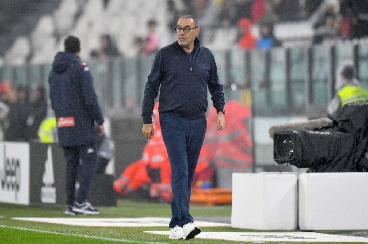"""Juventus-Atletico Madrid, Sarri: """"Dybala è un fenomeno. Ronaldo? L'ho visto bene"""""""