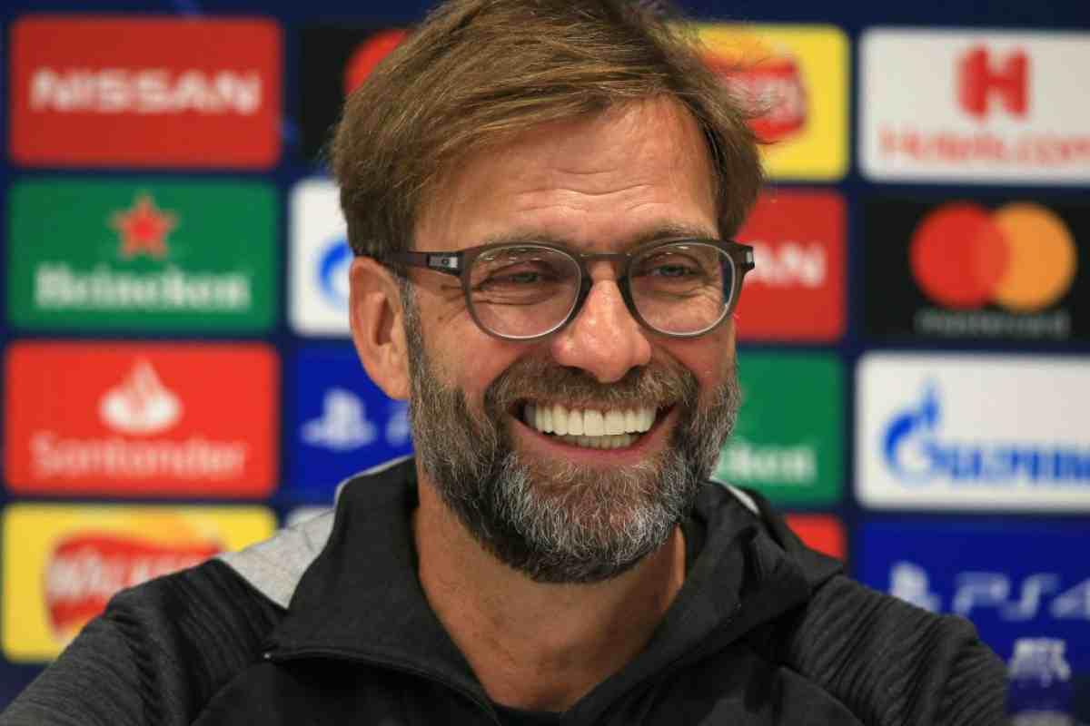 """Napoli-Liverpool, Klopp: """"Non pensiamo di aver già vinto. Salah giocherà"""""""