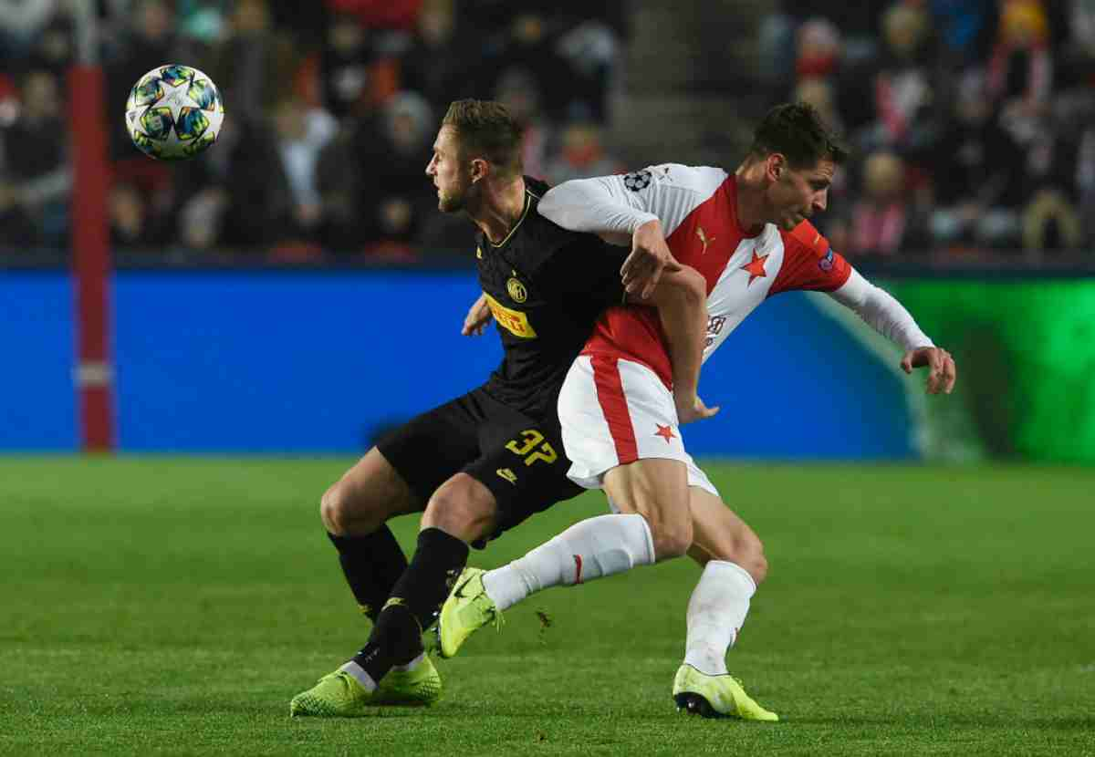 Champions League, Highlights Slavia Praga-Inter: gol e sintesi – VIDEO