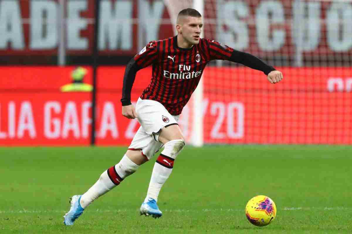 Paradosso Rebic: nel 2019 ha giocato di più all'Eintracht che in tre mesi al Milan