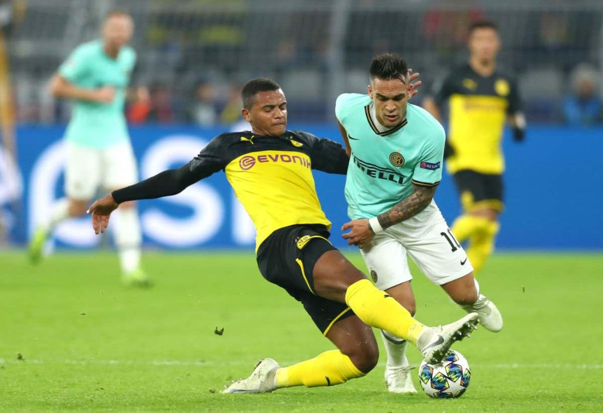 LIVE Borussia Dortmund-Inter, risultato in diretta tempo reale