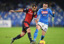 LIVE Napoli-Genoa, diretta risultato tempo reale