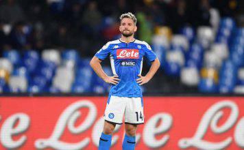 Mertens-Chelsea, il Napoli prende tempo. Non si esclude che il belga resti e rinnovi. Le ultime
