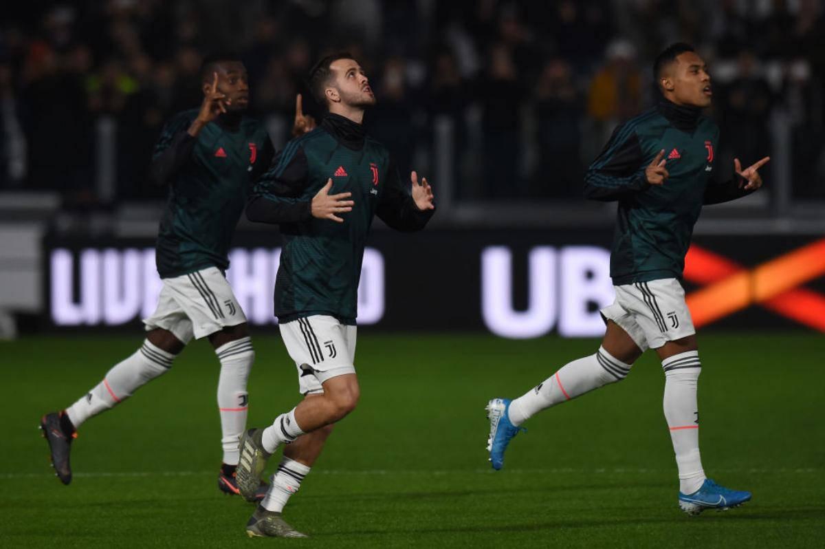 Infortunati Juventus: Pjanic, nessuna lesione. Alex Sandro, esami mercoledì
