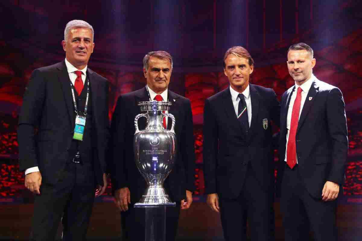 Euro 2020, Italia con Svizzera, Turchia e Galles: tutto sulle avversarie degli azzurri