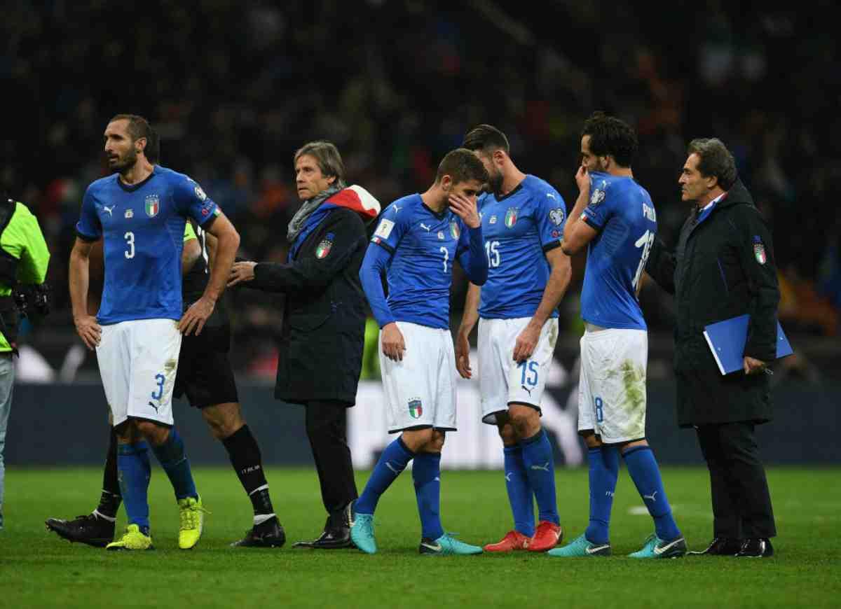 Italia, due anni fa il fallimento con la Svezia. Mancini l'uomo giusto al posto giusto