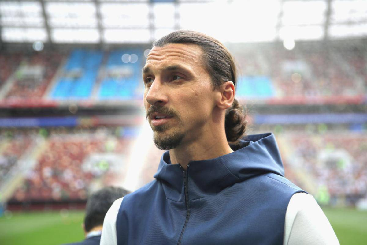 Ibrahimovic al Milan, lo svedese si allontana: venduta la casa di Milano