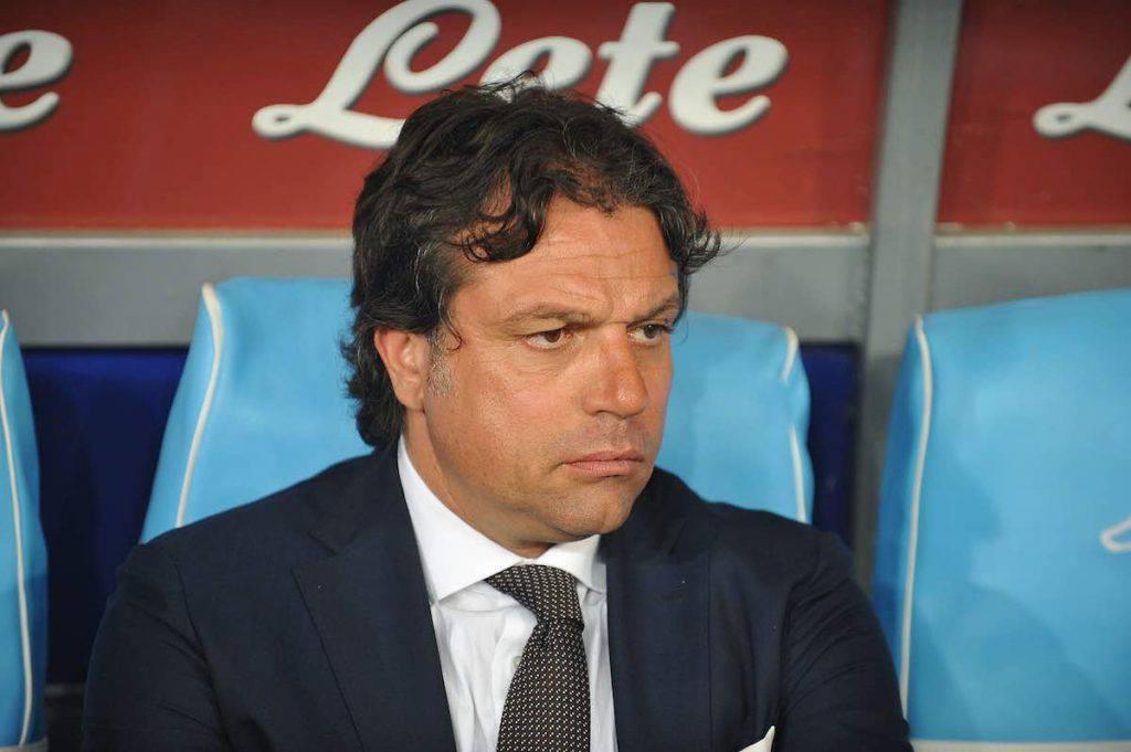 Napoli, Giuntoli carica la squadra
