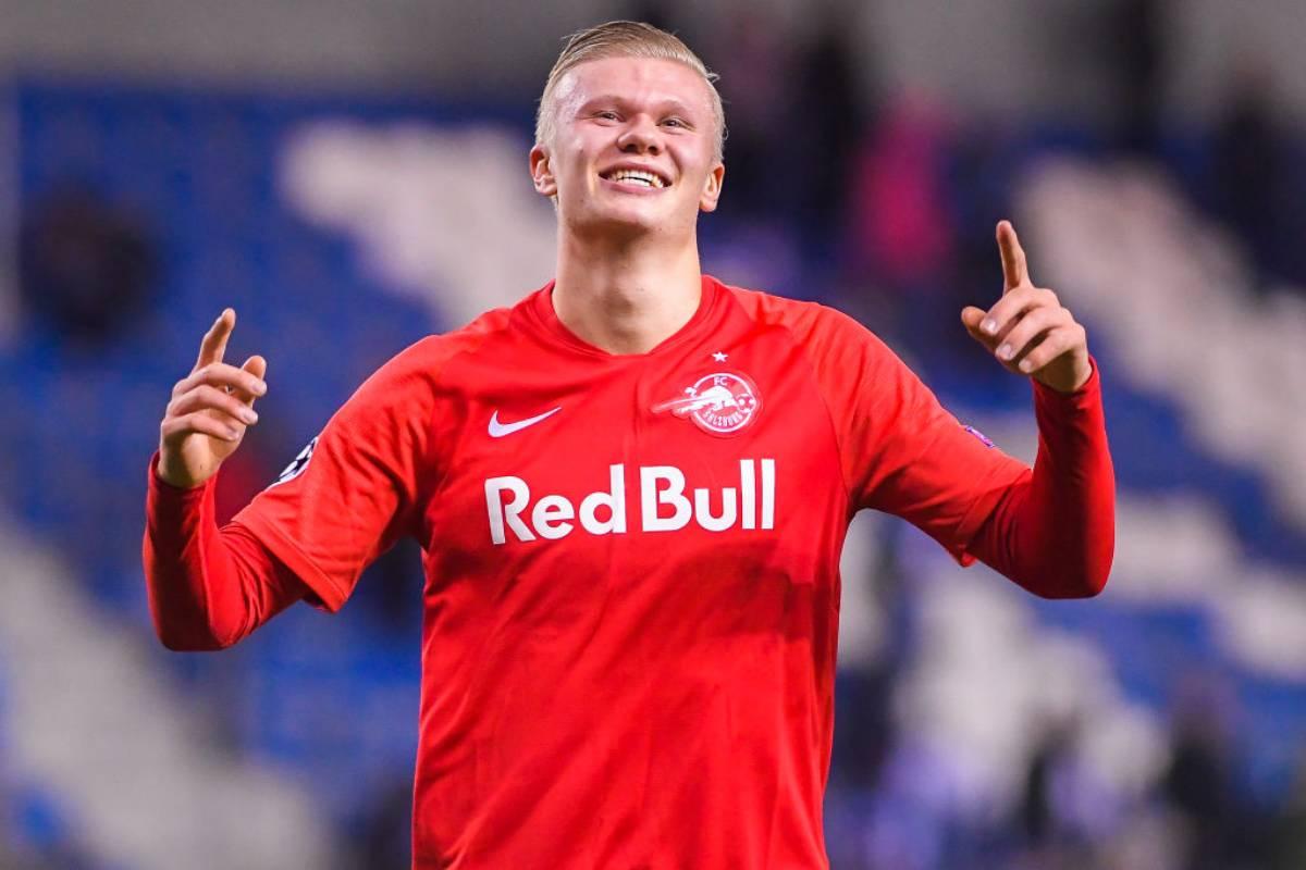 Erling Haaland, sfida di mercato tra Juve, Real e Man United