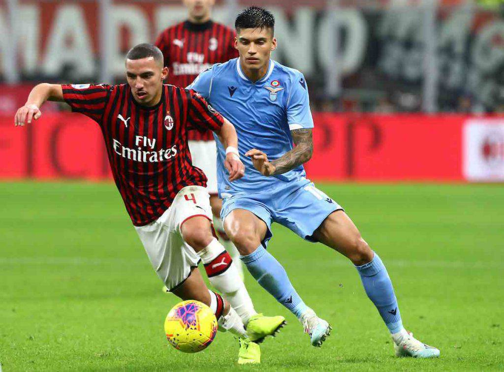 Highlights Milan-Lazio