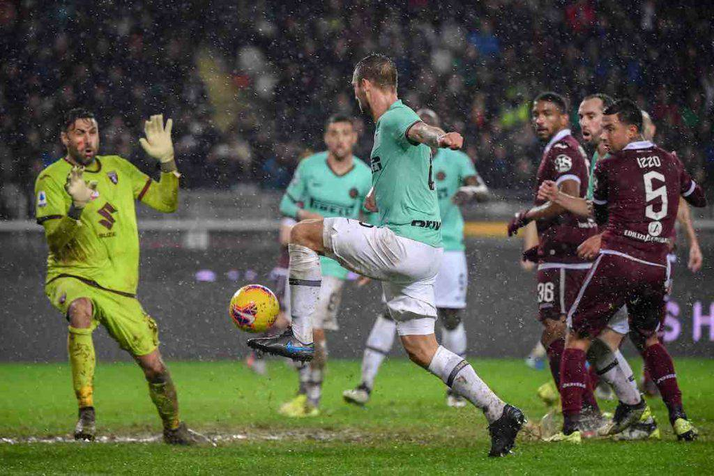 Highlights Torino-Inter