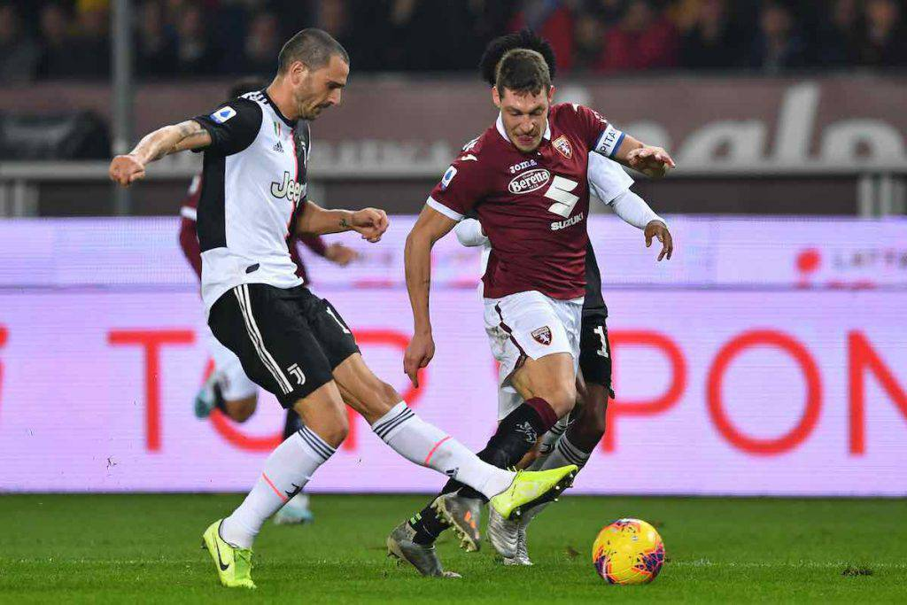 Torino-Juventus, highlights e sintesi del match