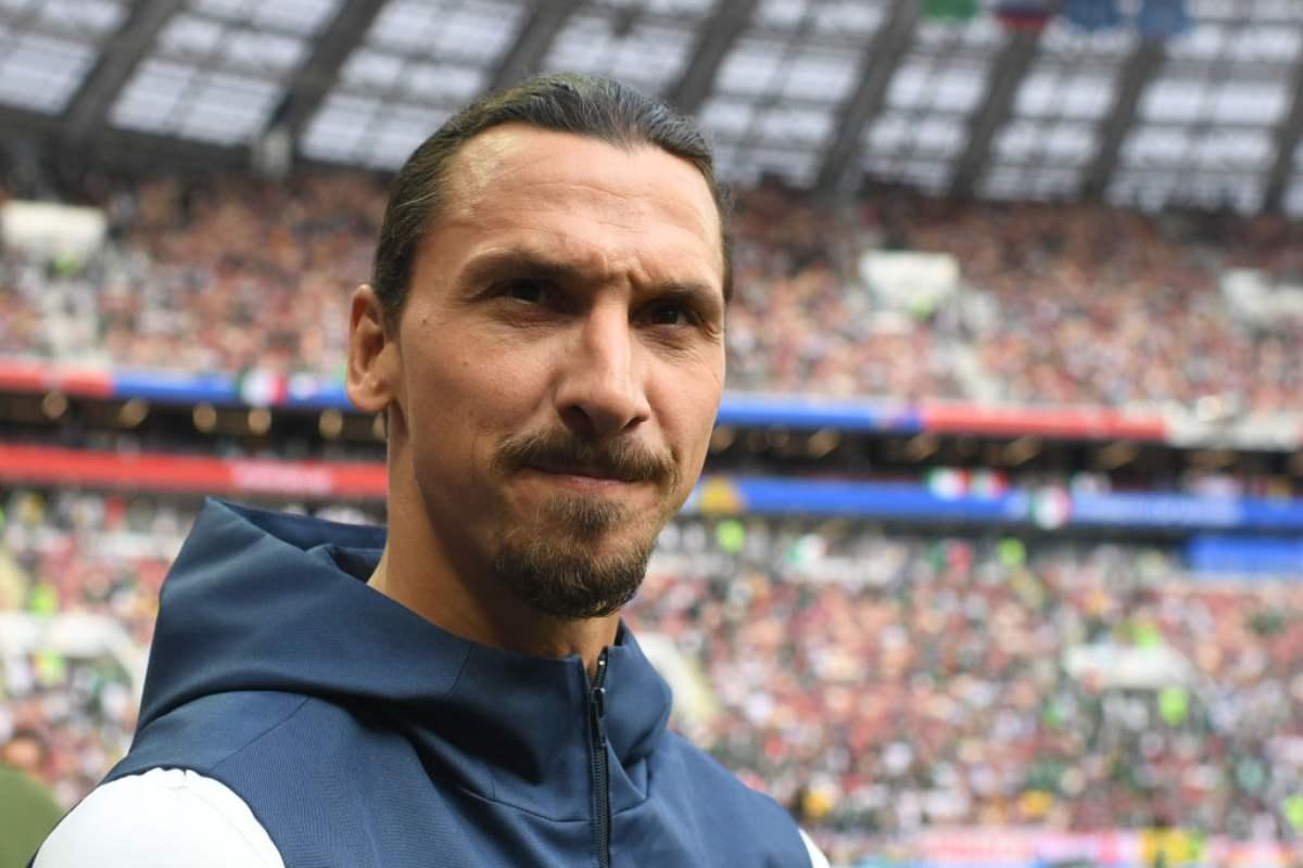 "Zlatan Ibrahimovic ""contattato"" dallo Schalke 04"