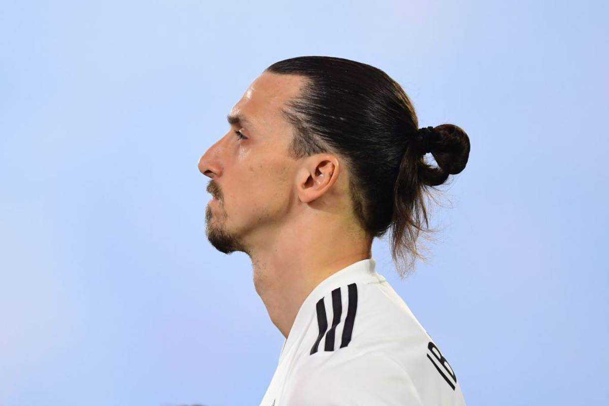 Ibrahimovic scartato da José Mourinho
