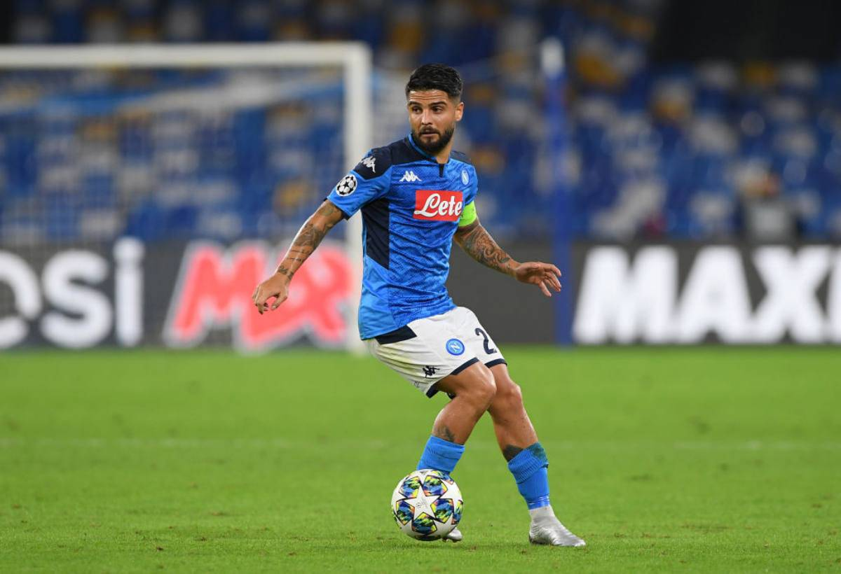 Insigne non convocato per Liverpool-Napoli