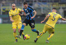 Inter-Verona, pagelle: voti e tabellino