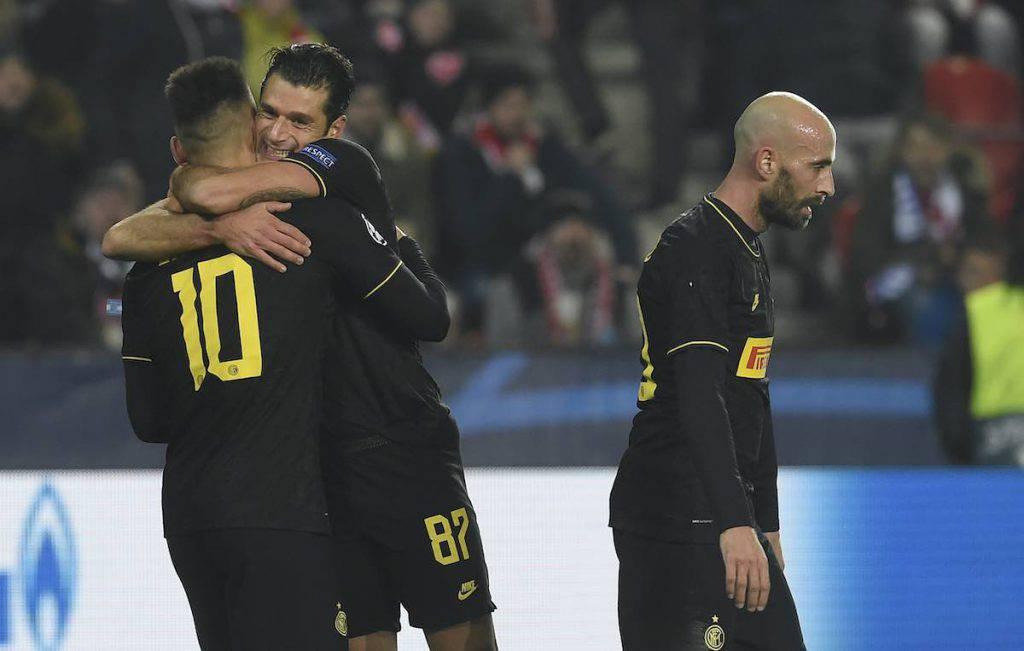 Inter si qualifica agli ottavi se