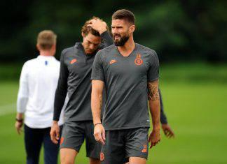 """Calciomercato Inter, le notizie di oggi LIVE: """"mollato"""" Giroud, Vecino è un rebus"""
