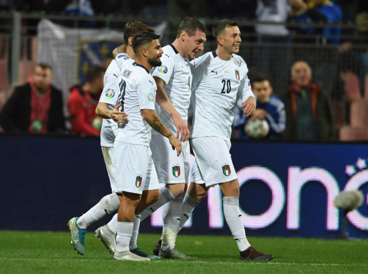 Italia-Armenia dove vederla in tv e streaming