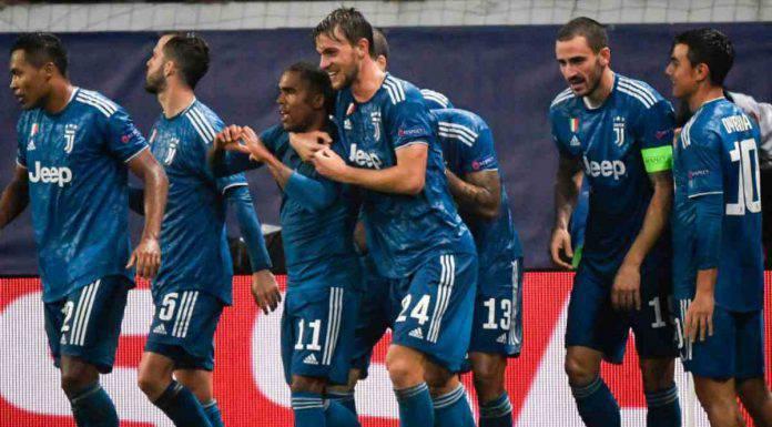 Lokomotiv Mosca Juventus pagelle Gazzetta dello Sport