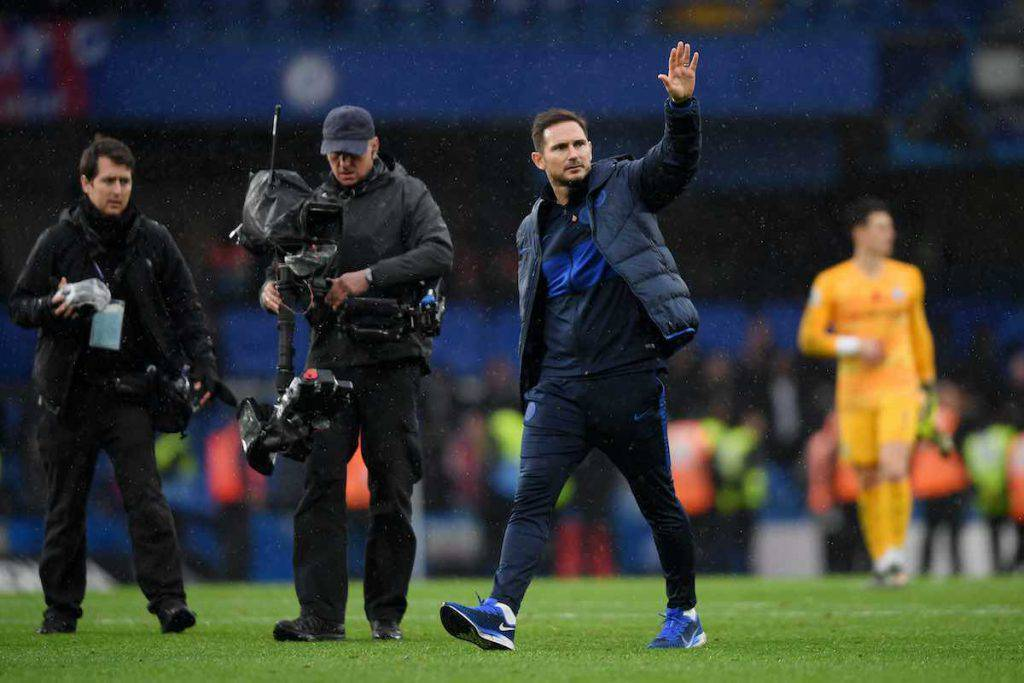 Lampard impartisce regole ferree ai giocatori