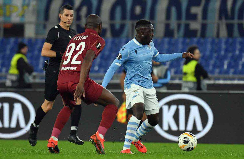 Lazio-Cluj, video gol e sintesi