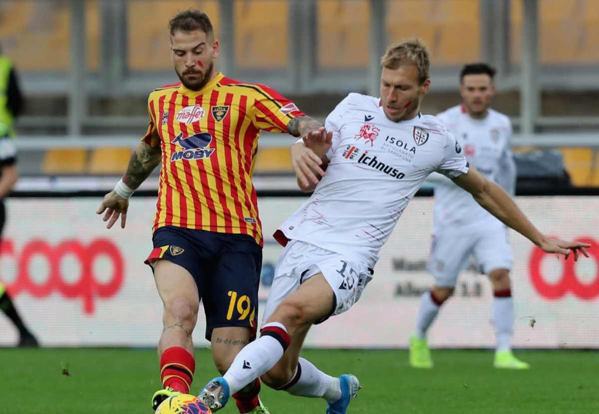 Highlights Lecce-Cagliari