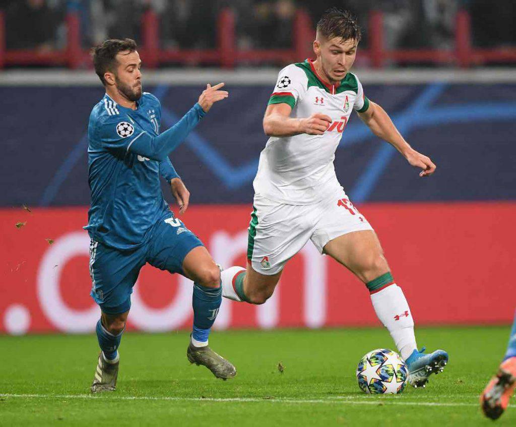 Highlights Lokomotiv-Juventus