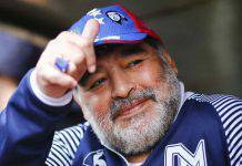 Maradona sogna il Napoli da allenatore
