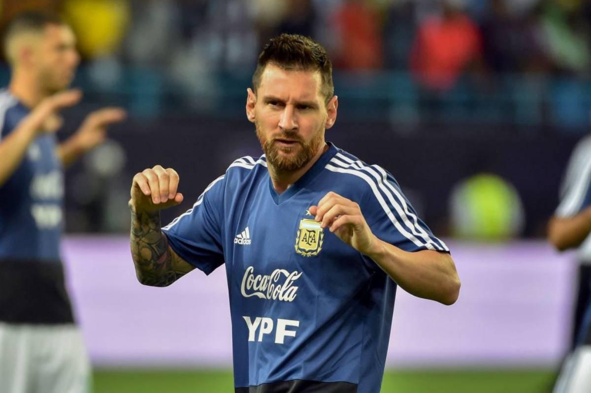 Lionel Messi duramente criticato da Thiago Silva