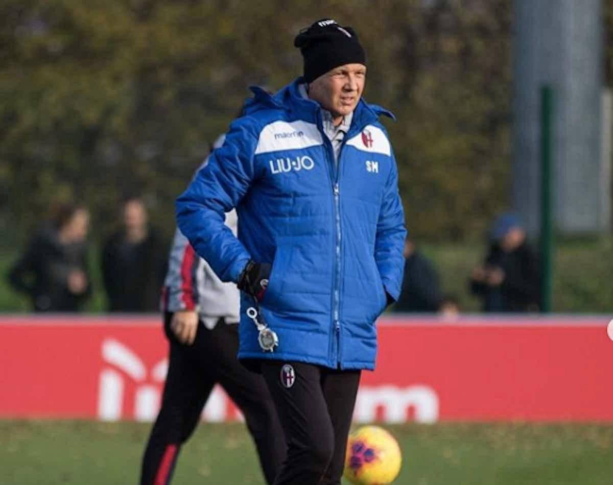 Mihajlovic torna ad allenare il Bologna sul campo