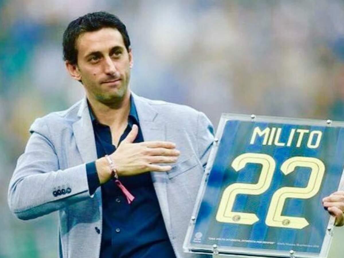 Diego Milito parla dell'Inter