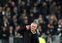 Mourinho oggi è un anno dal gesto che offese il popolo della Juventus a Torino