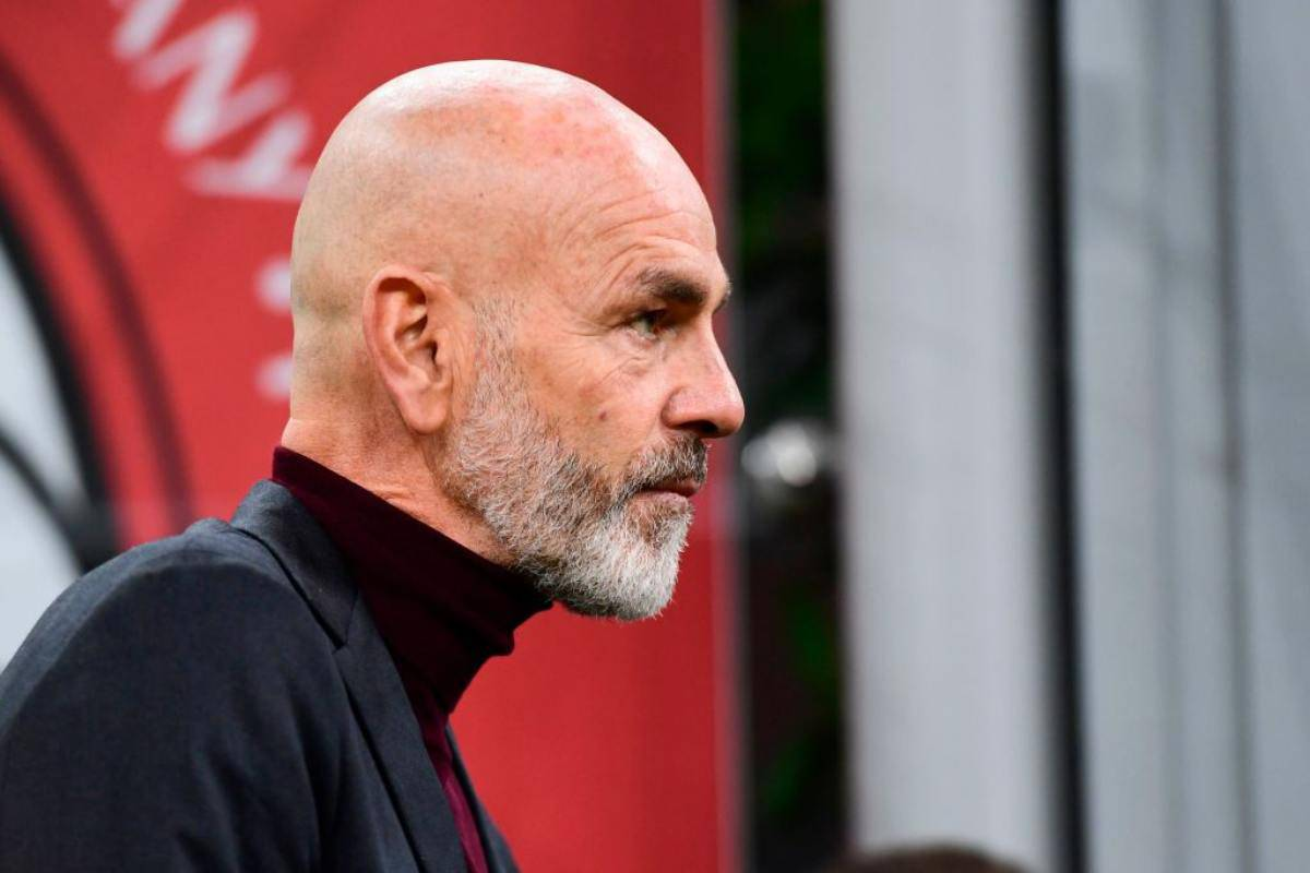 Pioli conferenza stampa Milan-Lazio