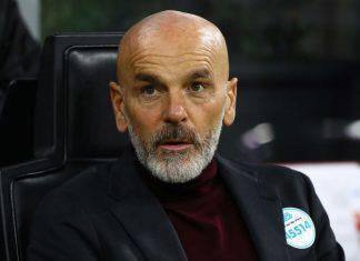 Pioli conferenza stampa Juventus Milan