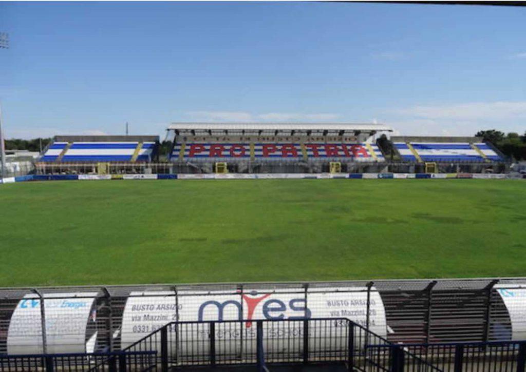 Pro Patria-Alessandria, dove vedere il match di Serie C