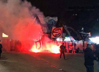 Napoli-Genoa: fischi ai calciatori e stadio semivuoto