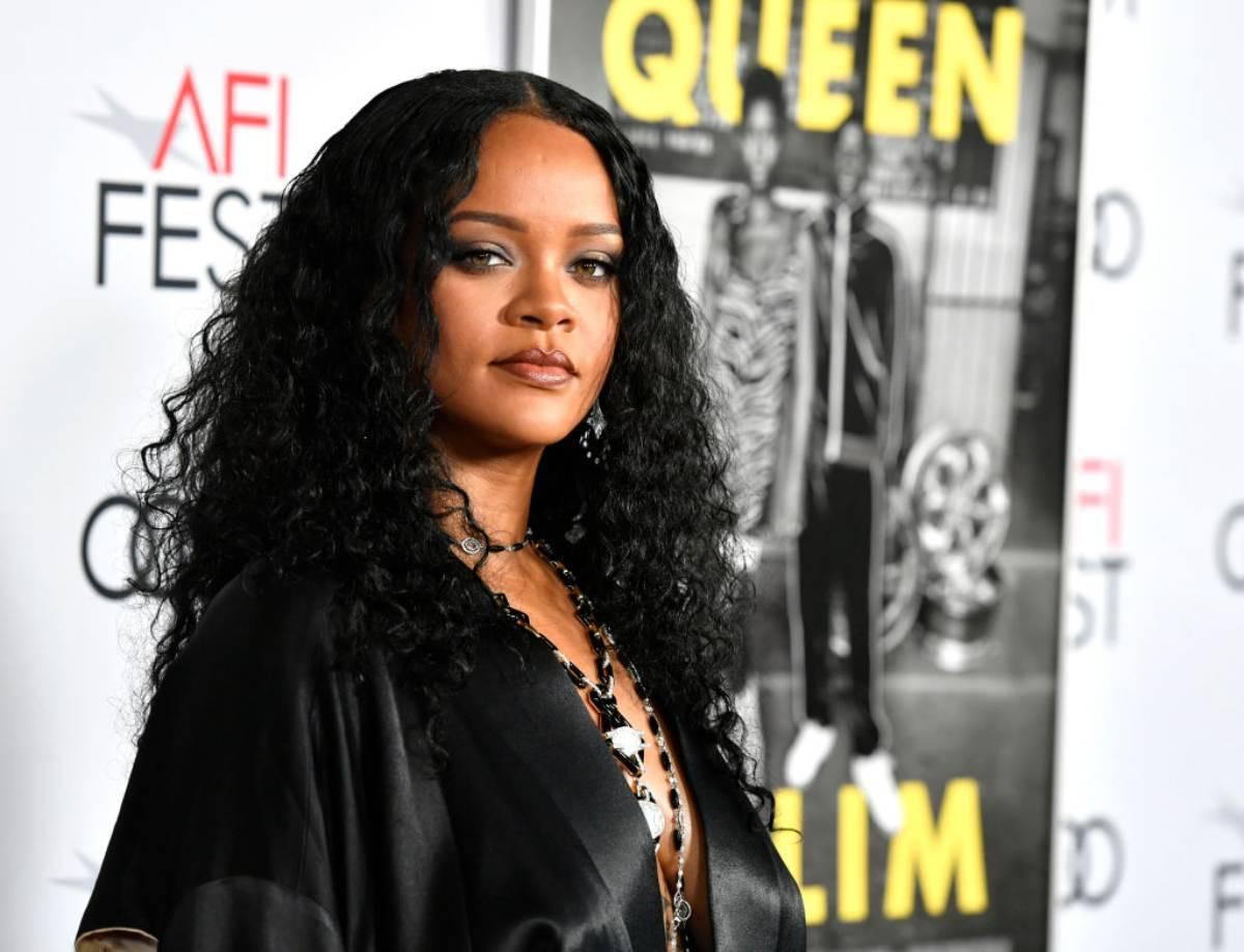 Rihanna Juventus