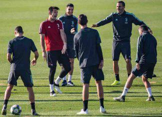 Juventus, il punto sugli infortunati alla ripresa degli allenamenti